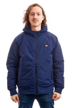 Afbeelding van Dickies Jacket New Sarpy Deep Blue DK0A4X5MEL01
