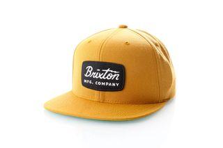 Foto van Brixton Snapback Cap Jolt Snapback Copper 491