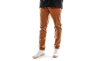 Foto van Dickies Broek Slim Fit Work Pant Brown Duck DK0WE872BD01