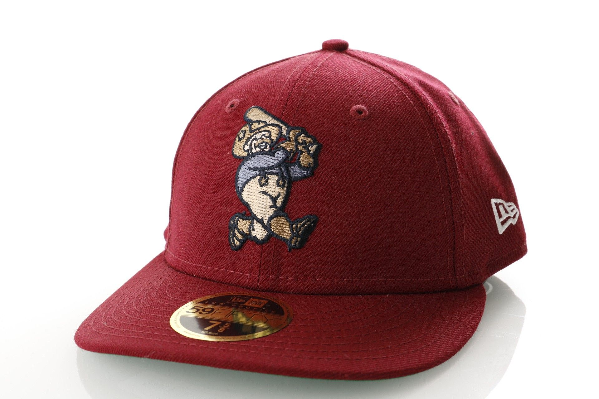 New Era Fitted Cap FRISCO ROUGH RIDERS MILB LP 59fifty FRISCO ROUGH RIDERS 11794662