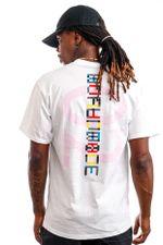 HUF T-Shirt HUF CONFUSION White TS01422