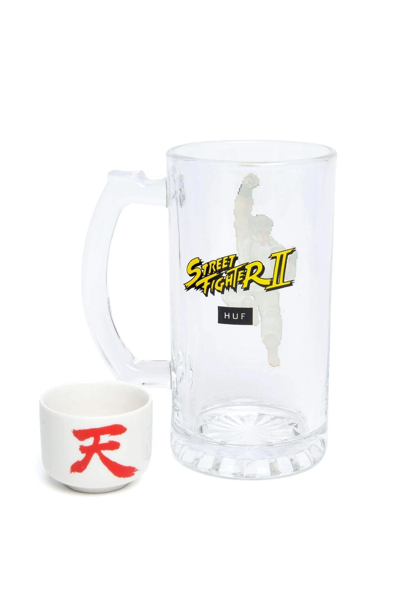 Afbeelding van HUF Glass Sake Bomb Set Glass AC00548