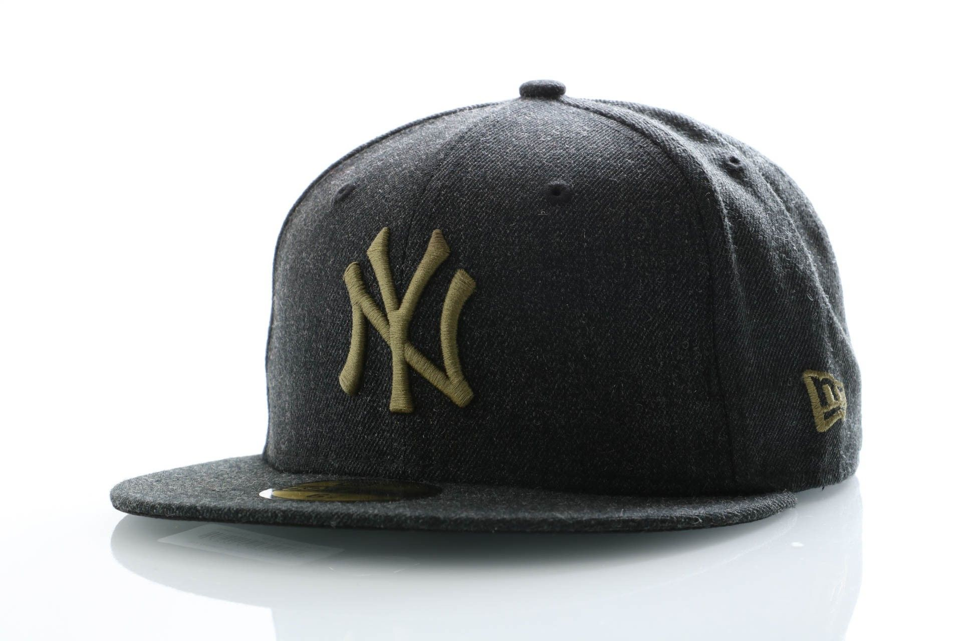 Afbeelding van New Era Fitted Cap New York Yankees MLB Black Base 59Fifty 12134860