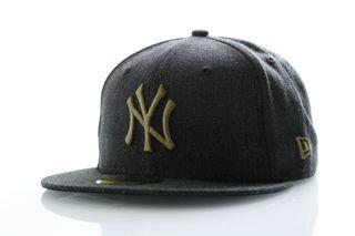 Foto van New Era Fitted Cap New York Yankees MLB Black Base 59Fifty 12134860