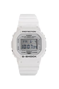 Afbeelding van Casio Horloge G-SHOCK Basic DW-5600MW White