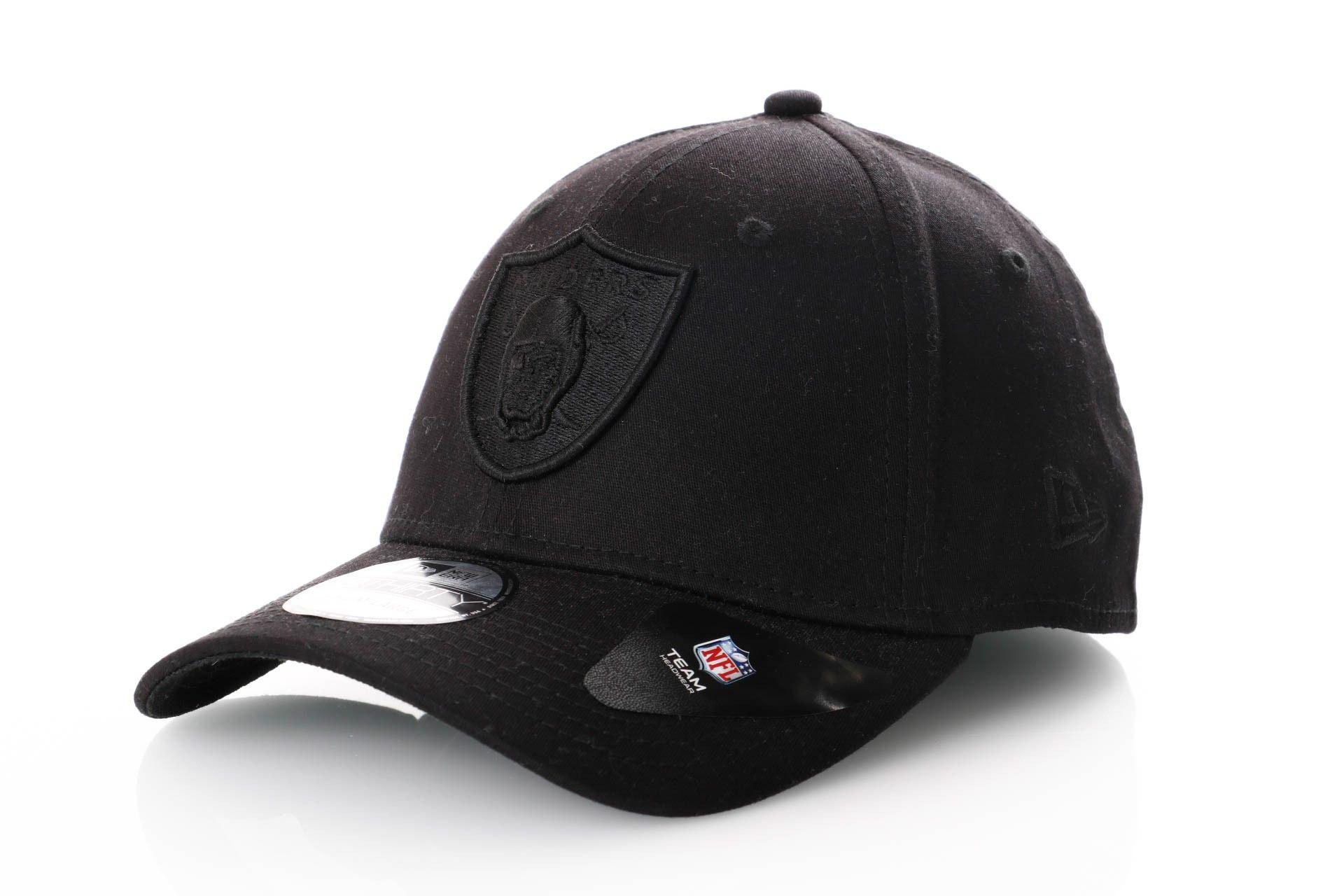 Afbeelding van New Era Dad Cap Oakland Raiders BLACK ON BLACK 39THIRTY OAKLAND RAIDERS 80635951