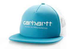 Afbeelding van Carhartt Wip Carhartt Wip Trucker Cap I026631 Trucker Cap Pizol / White / White