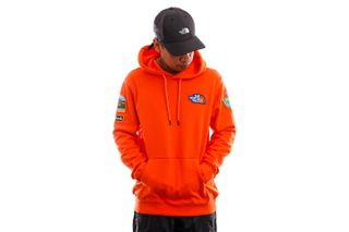 Foto van The North Face Hoodie Mens Novelty Patch Pullover Hoodie Flame NF0A55UGV3Q1