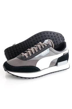 Afbeelding van Puma Sneakers Future Rider Core Steel Gray-Puma White 37403813