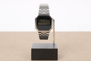 Foto van Nixon A158-000-00 Watch Re-Run Zwart