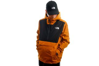 Foto van The North Face Jas M Waterproof Frnk Timber Tan NF0A3XZMVC71