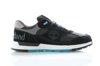 Foto van Timberland Sneakers Field Trekker Low F/L Black Suede TB0A25480151