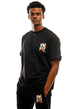 Afbeelding van Latest Delivery T-Shirt LD x EXQLU TEE Zwart