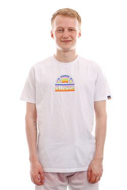 Afbeelding van Ellesse T-shirt Puoi Tee White SHJ11917