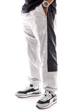The North Face Broek Mens Hydrenaline Wind Pant Tin Grey/TNF Black NF0A55UGV381