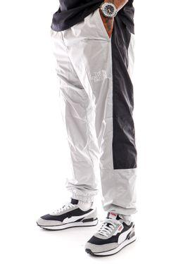 Afbeelding van The North Face Broek Mens Hydrenaline Wind Pant Tin Grey/TNF Black NF0A55UGV381