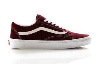 Foto van Vans Sneakers Ua Old Skool (Suede) Port Royale VN0A4U3B6DZ1