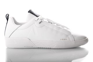 Foto van Arkk Uniklass Leather S-C18 4601-1052 Sneakers White Midnight