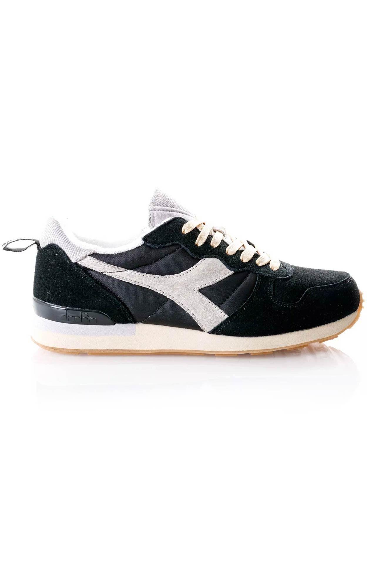 Afbeelding van Diadora Sneakers Camaro Used Black/Alluminium 501175500