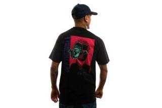 Foto van Vans T-Shirt Mn Eyes Open Ss Black VN0A49Q5BLK1