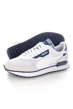 Afbeelding van Puma Sneakers Future Rider Core Puma White-Forever Blue 37403811
