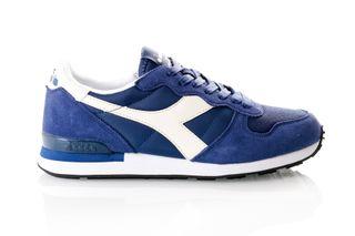 Foto van Diadora Sneakers Camaro Saltire Navy 501159886