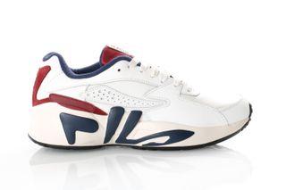 Foto van Fila Mindblower 1010574 Sneakers Marshmallow / Rhubarb