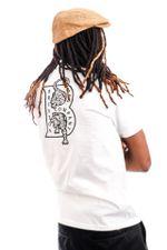 Brixton T-shirt Crawler S/S STT White 16258