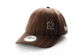 Foto van New Era Fitted Cap New York Yankees Pin stripe
