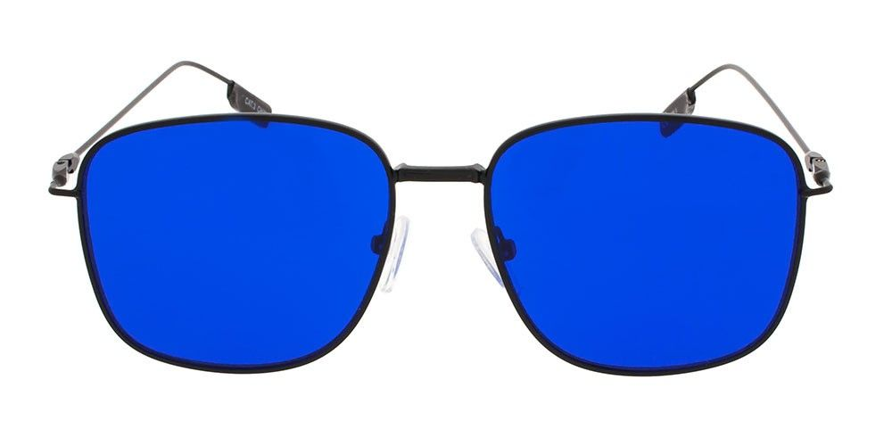 Afbeelding van Icon Eyewear 40488 G Zonnebril Matt Black
