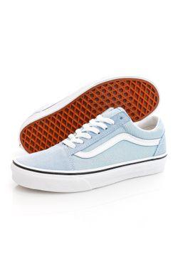 Afbeelding van Vans Sneakers UA Old Skool Blue/True White VN0A38G1Q6K1