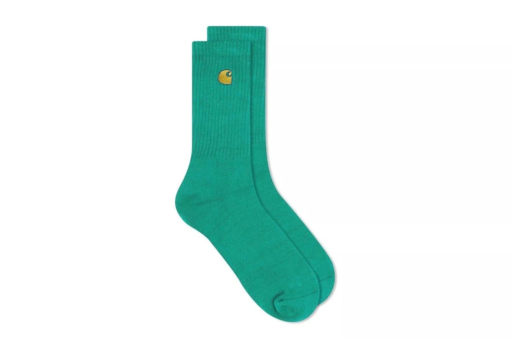 Afbeelding van Carhartt WIP Chase Socks I026527 Sokken Yoda / Gold