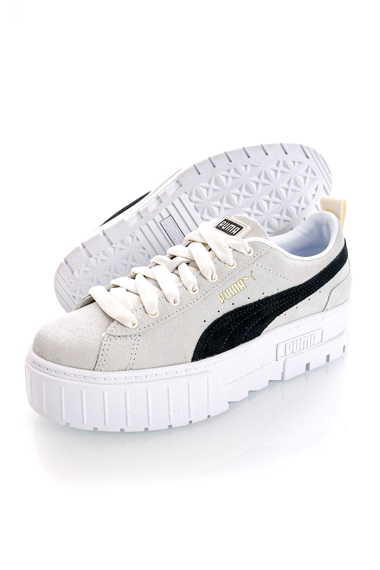 Afbeelding van Puma Sneakers Mayze Wns Ivory Glow 38078402