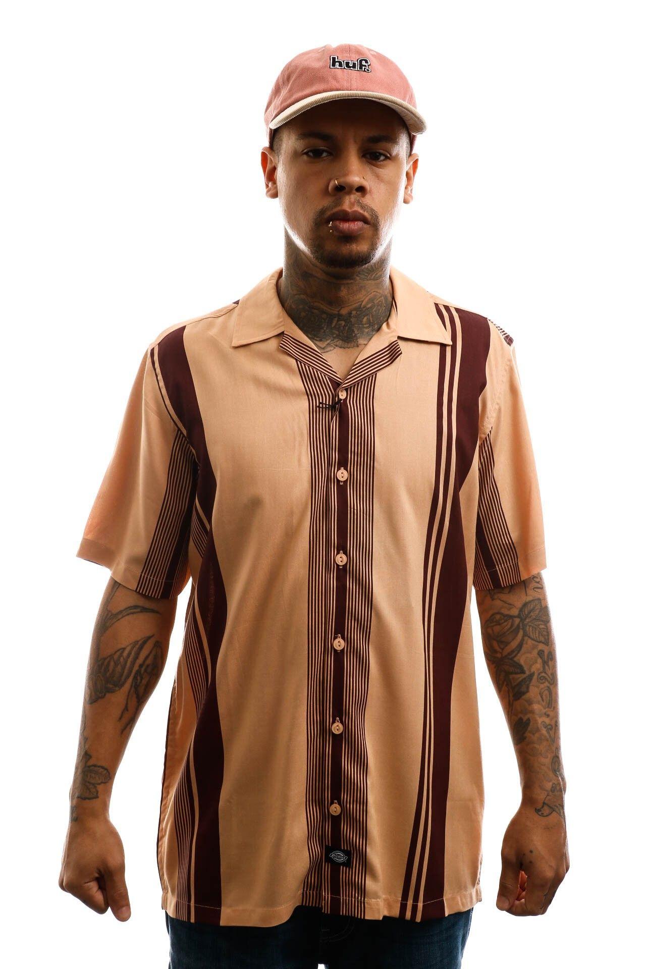 Afbeelding van Dickies Overhemd Forest Park Shirt Peach Brulee DK0A4TLQ