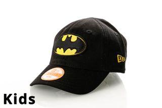 Foto van New Era Dad Cap Dc Inf 940 Black Batman 11165376 Batman