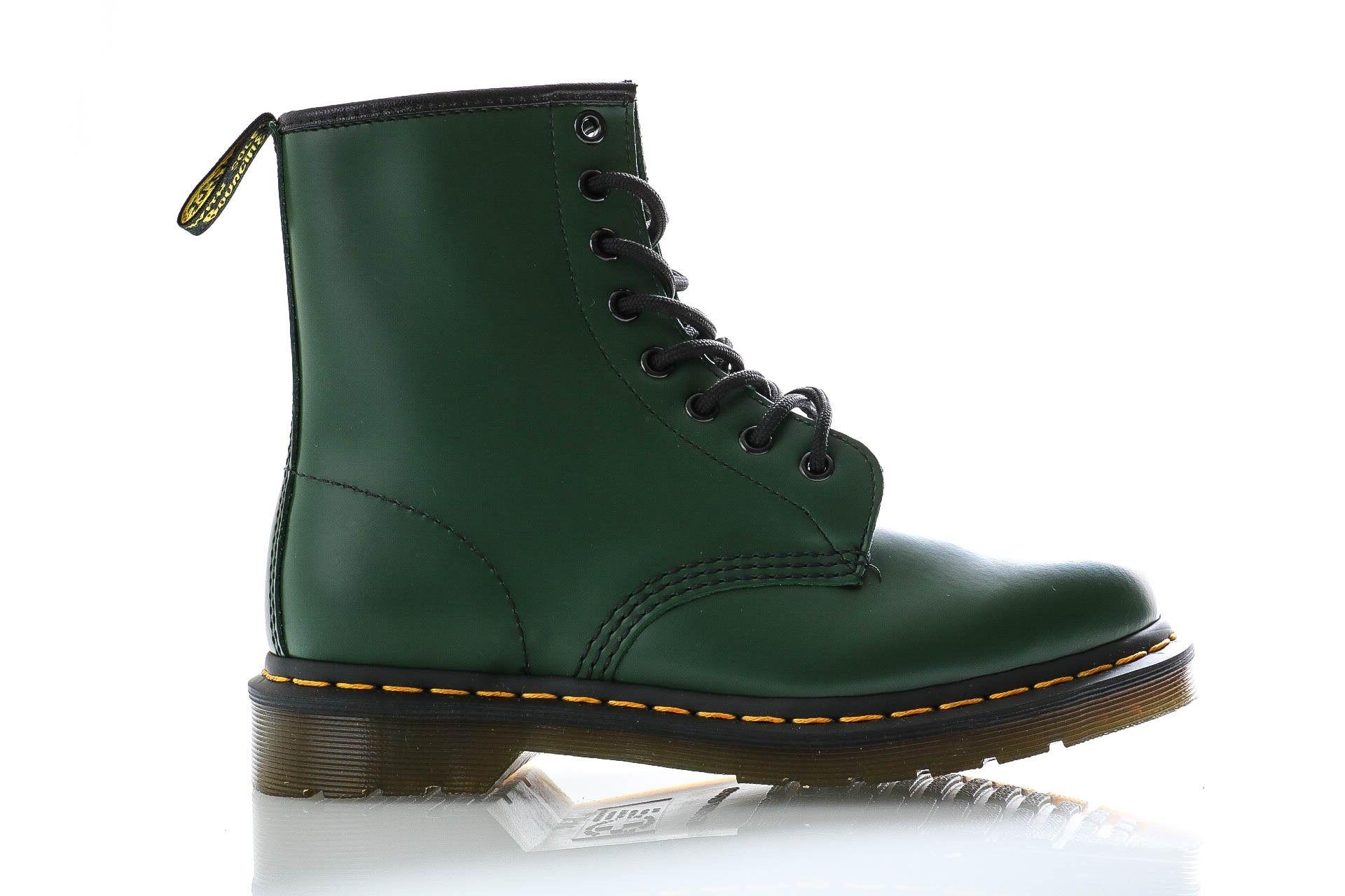 Afbeelding van Dr. Martens Boots 1460 Green Smooth 11822707