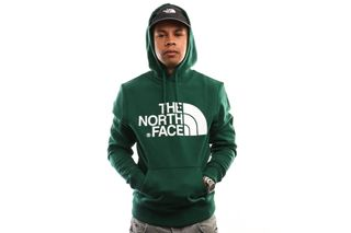 Foto van The North Face Standard Hoodie T93Xydn3P Hooded Night Green