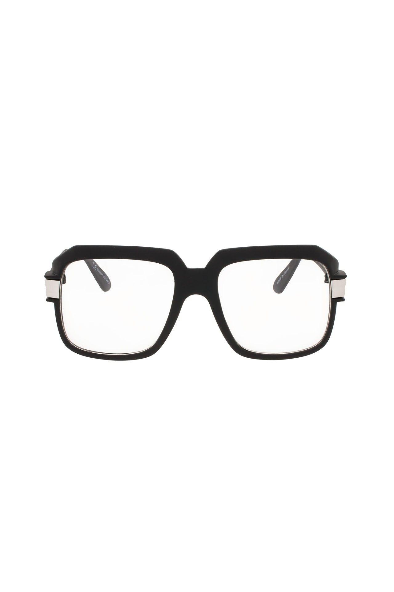 Afbeelding van Icon Eyewear 16P8577 Ca Rubberized Black / Clear