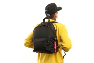 Foto van Eastpak X Alpha Industries Padded Pak'r Ek62053X Rugzak Alpha Black