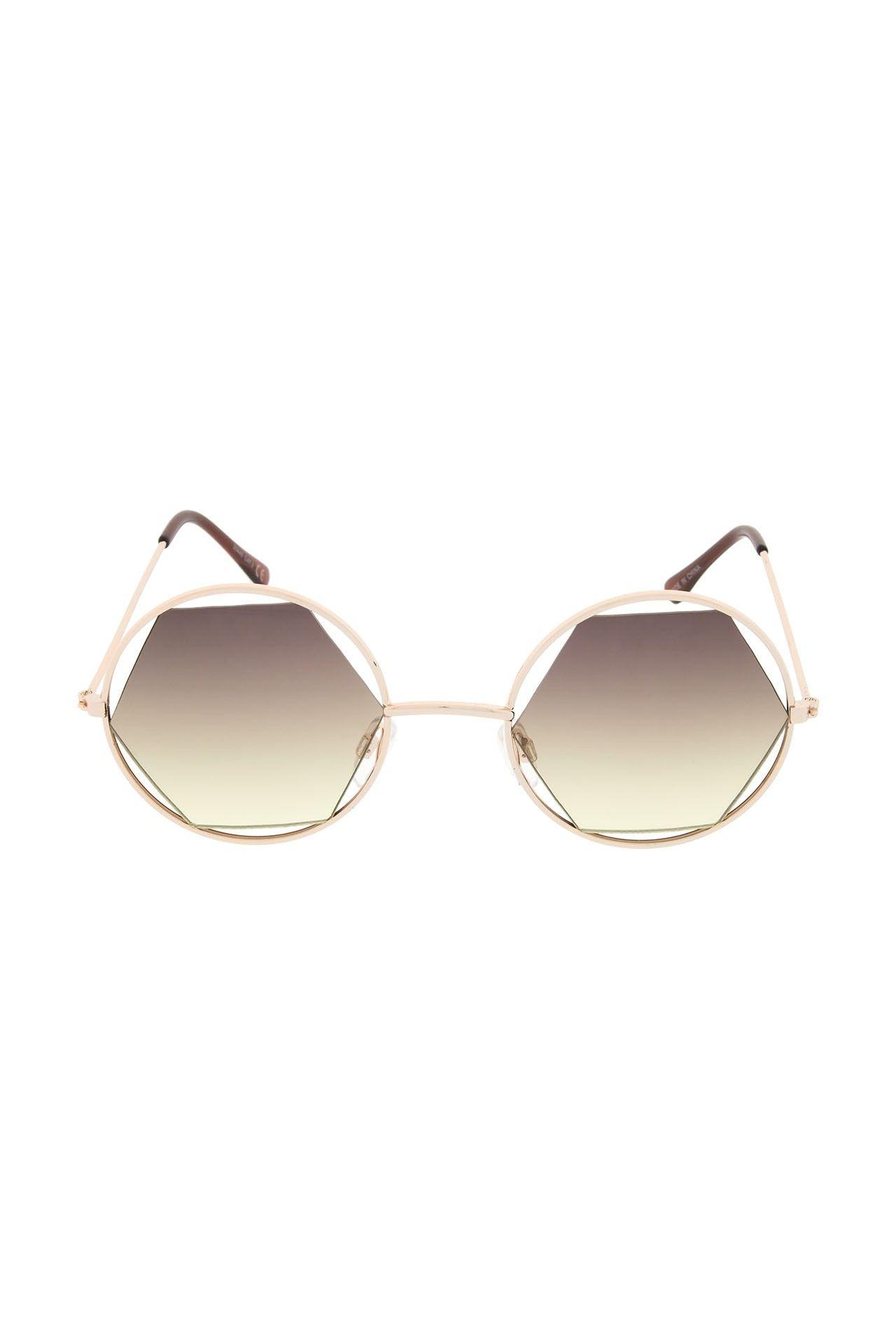 Afbeelding van Icon Eyewear 30446 A Zonnebril Pale Gold