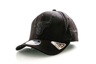 Foto van New Era Snapback Cap Tonal Black 9Fifty Stretch Snap Blk 12285245