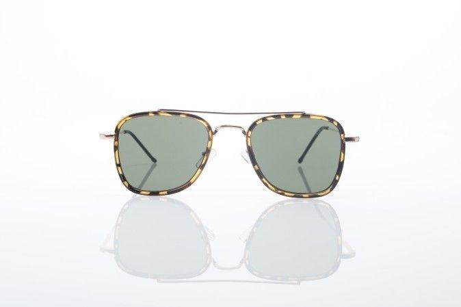 Afbeelding van Icon Eyewear 5068631717259 Sunglasses 15M6577 Bruin