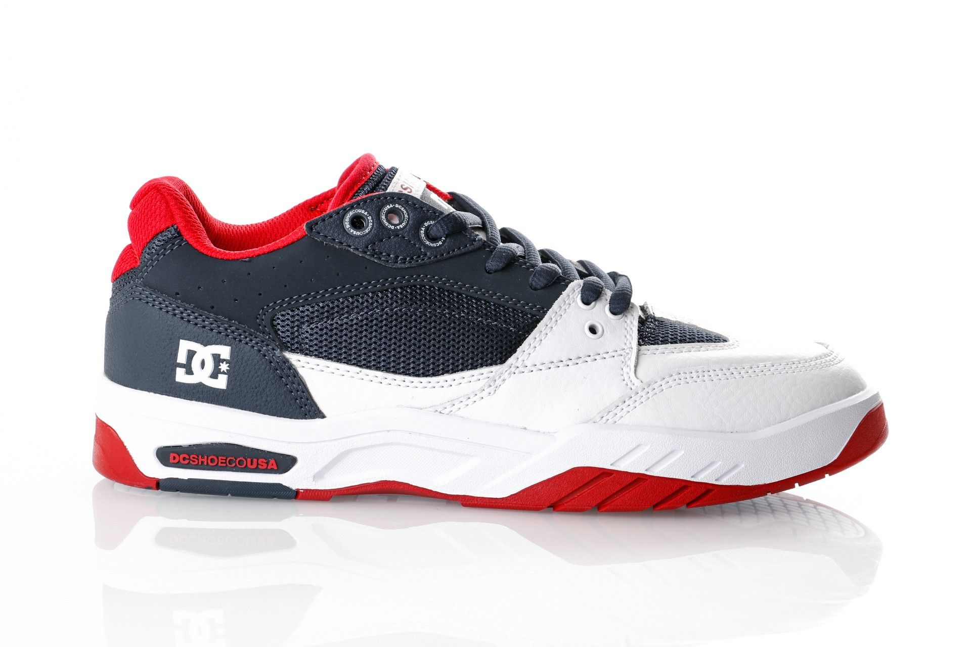 Afbeelding van Dc Maswell M Shoe Nvw Adys100473-Nvw Sneakers Navy White