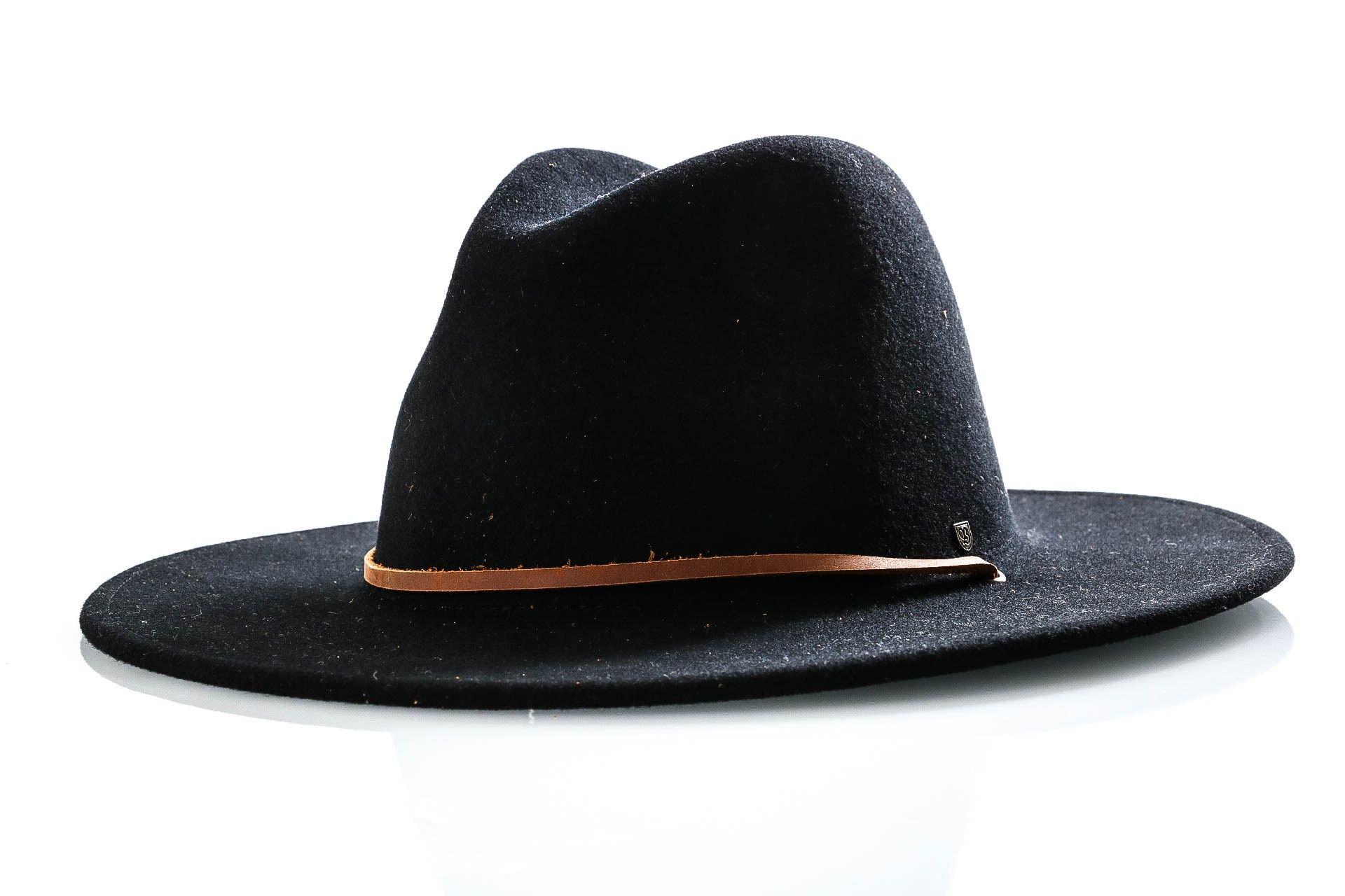 Afbeelding van Brixton Hoed Field Hat Black 601