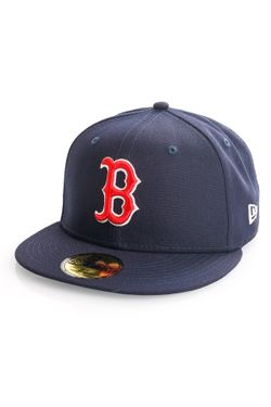 Afbeelding van New Era Fitted Cap MLB AC PERF 59FIFTY Navy/Red 12572847