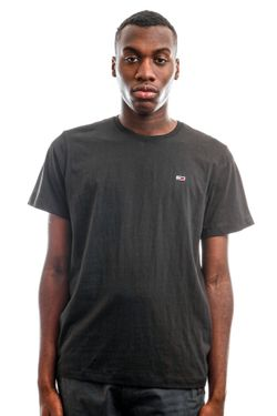 Afbeelding van Tommy Hilfiger T-shirt TJM CLASSIC JERSEY C, BDS Black DM0DM09598