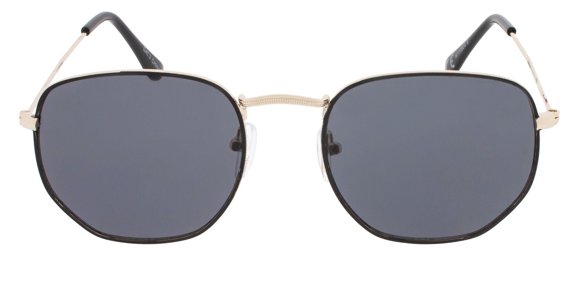 Afbeelding van Icon Eyewear M170904 E Zonnebril Black / Gold
