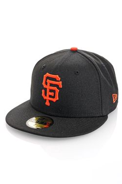Afbeelding van New Era San Francisco Giants Fitted Cap MLB AC Perf 5950 BLK 12572838