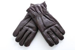Foto van Dickies Handschoenen Memphis Gloves DK841162DBX1 Dark Brown