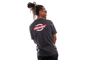 Foto van Dickies T-Shirt SS Ruston Tee Black DK0A4XDCBLK1